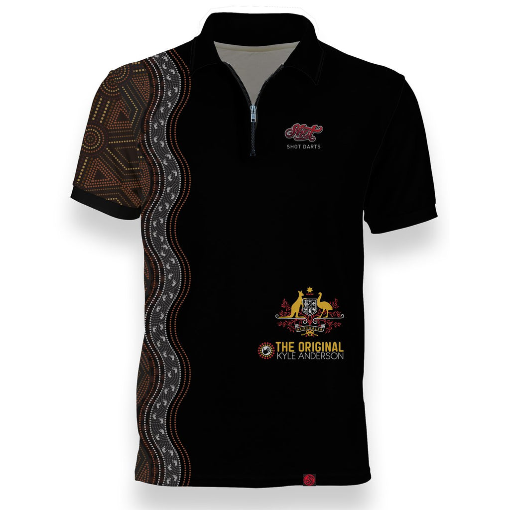 kyle anderson official dart shirt