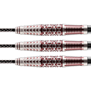Viking Berserker Steel Tip Dart Set-90% Tungsten Barrels - Shot Darts New Zealand