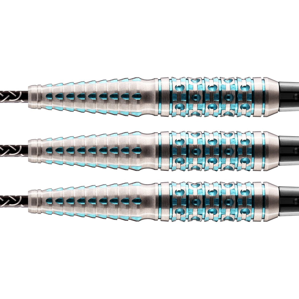 Viking Drakkar Steel Tip Dart Set-90% Tungsten Barrels - Shot Darts New Zealand
