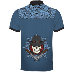 Shot Wild Frontier Dart Shirt - Shot Darts