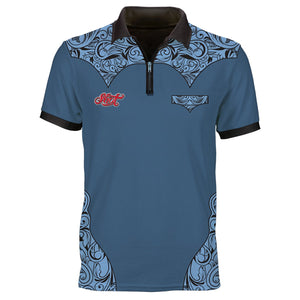 Shot Wild Frontier Dart Shirt - Shot Darts New Zealand