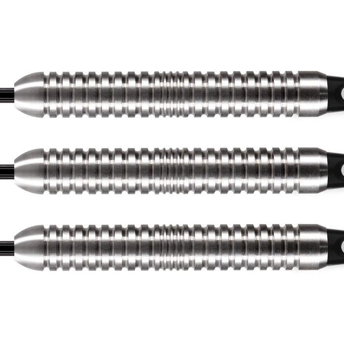 Zen Ki Steel Tip Dart Set-80% Tungsten Barrels - Shot Darts