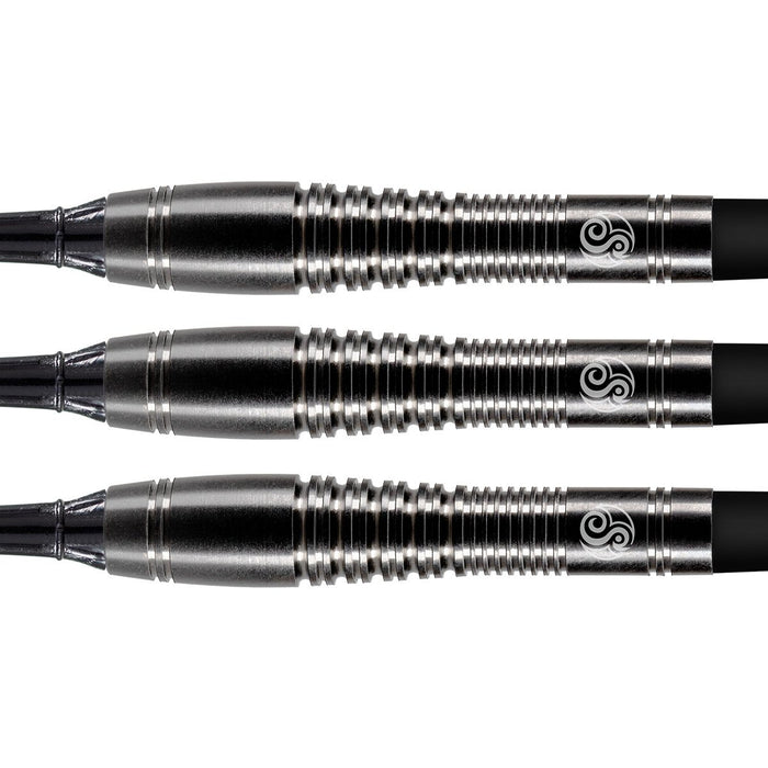 Zen Roshi Soft Tip Dart Set-90% Tungsten Barrels - Shot Darts New Zealand