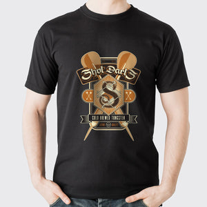Shot Cold Brew T Shirt - Shot Darts