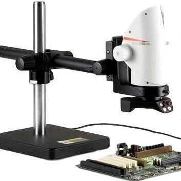 Leica DMS300 Boom Stand System - MicroscopeHub
