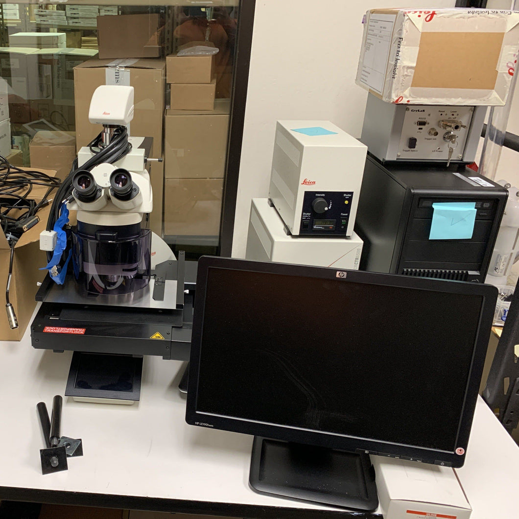 Laser Microdissection Systems Leica LMD7000 (Demo Equipment)