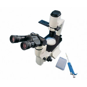Inverted Phase Tissue Culture Microscope - MicroscopeHub