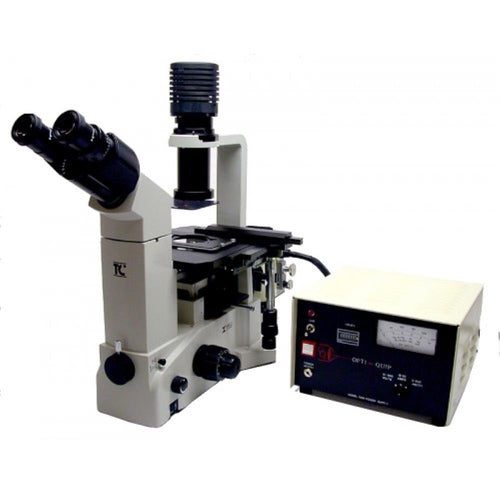 Inverted EPI-Fluorescent Tissue Culture Microscope - MicroscopeHub