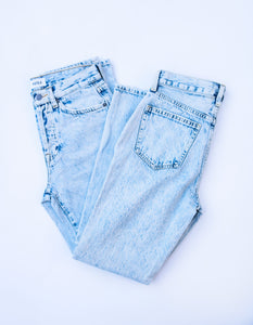 CHARLIE HIGH RISE JEANS