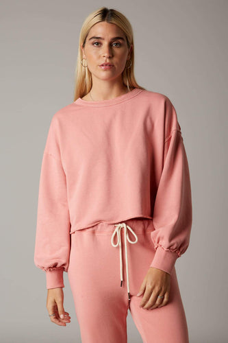 NICO PULLOVER SALMON PINK