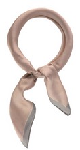 Load image into Gallery viewer, SILKY SCARF CHEVRON BLUSH