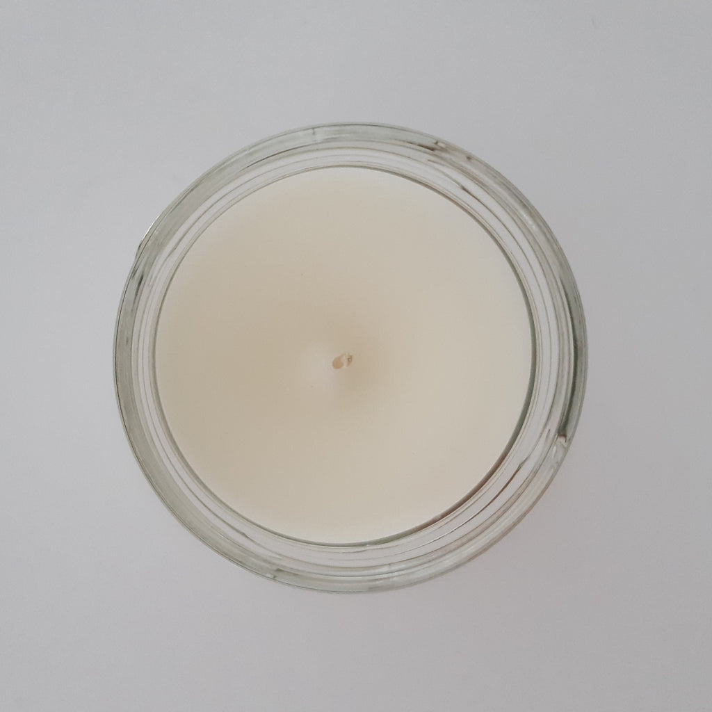 Soy-wax-scented-candle-glass-jar-Achiote-Liberty