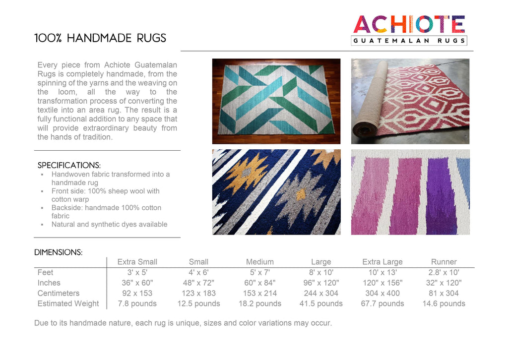 Handmade-Rug-Technical-Information-Achiote