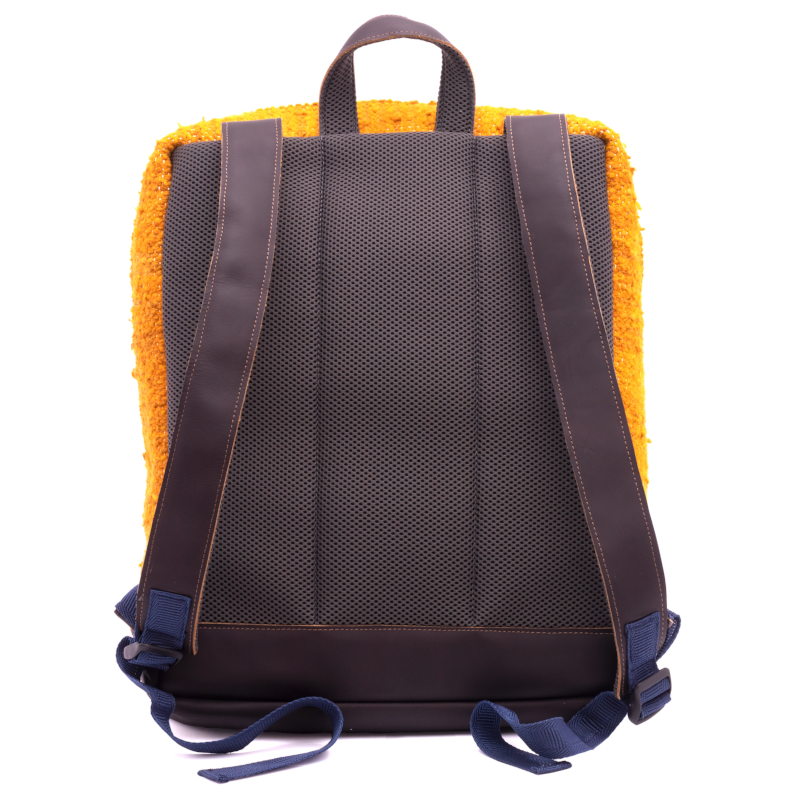 Wool & Leather Fuego Backpack