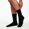 Signature Cashmere Socks Black