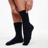 Signature Cashmere Socks Navy
