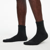Signature Cashmere Socks Smoke