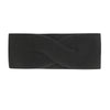 Cashmere Twist Headband Black