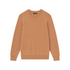The Essential $75 Cashmere Sweater Mens Dark Ginger