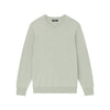 The Essential $75 Cashmere Sweater Mens Frost Green