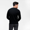 The Essential $75 Cashmere V-Neck Sweater Mens Black