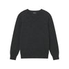 The Essential $75 Cashmere V-Neck Sweater Mens Smoke