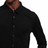 Ultralight Button Up Shirt Black