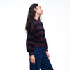Luxe Cashmere Cropped Crewneck Sweater