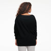 Cashmere Oversized V-Neck Sweater