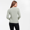 The Essential $75 Cashmere Sweater Womens Frost Green