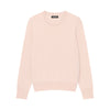 The Essential $75 Cashmere Sweater Womens Peach
