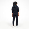 Fleece Sweatpant Heather Navy
