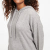 Cashmere Hoodie Cement