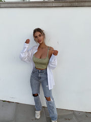 TWIN FLAME CROP MINT
