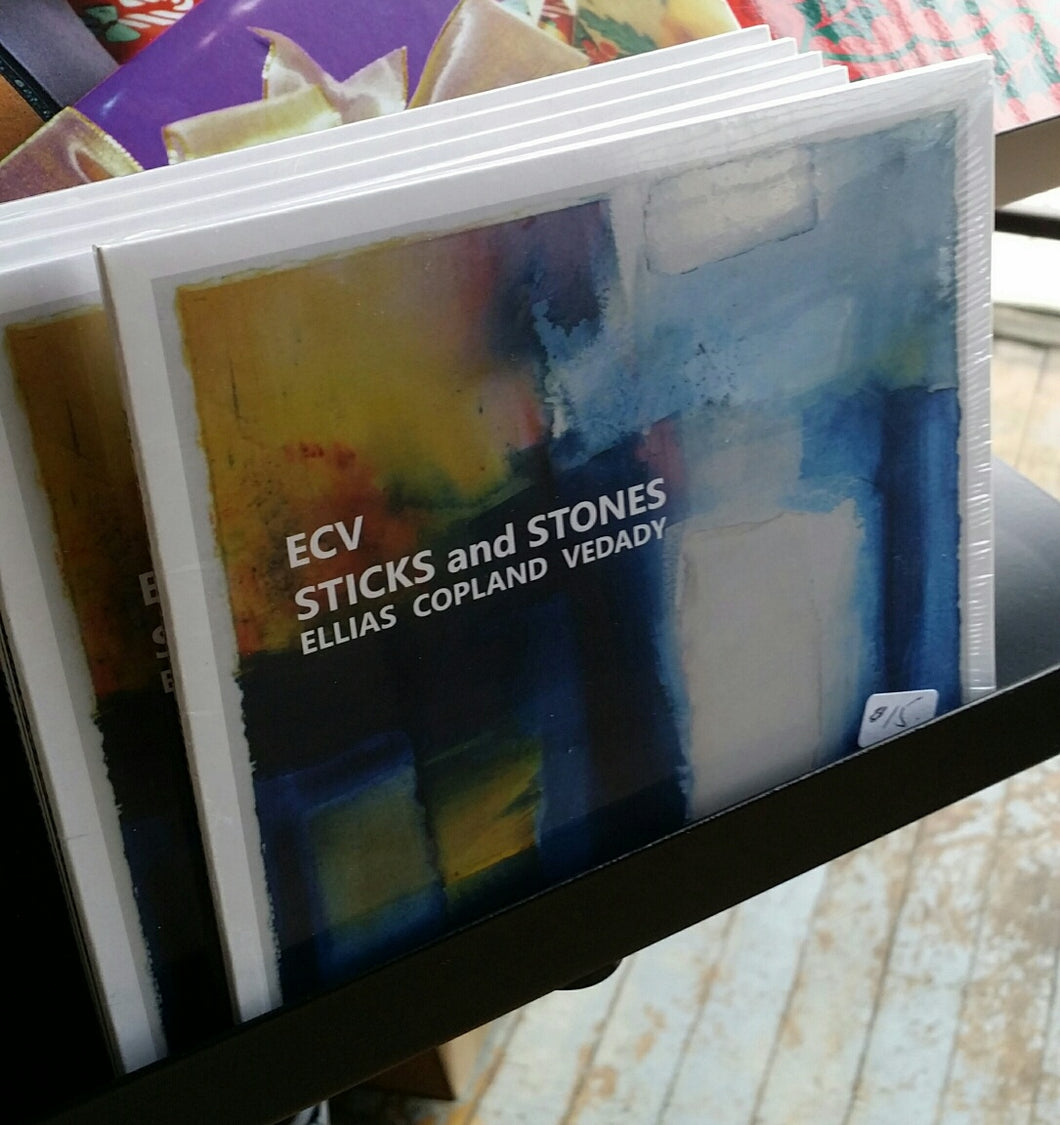STICKS and STONES CD from ECV