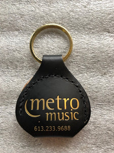 Metro Music Pick Holder/Key Ring