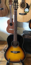 S & P Woodland Pro Folk Sunburst HG 2nd Acoustic Steel String Guitar