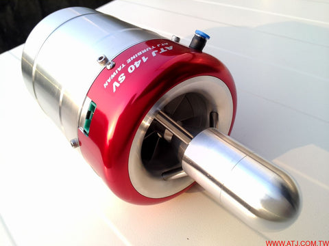 NEW!! ! ATJ140SV series Kero Start Turbine