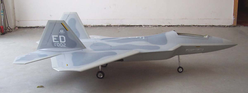 F-22 the Raptor (Shipping Included)