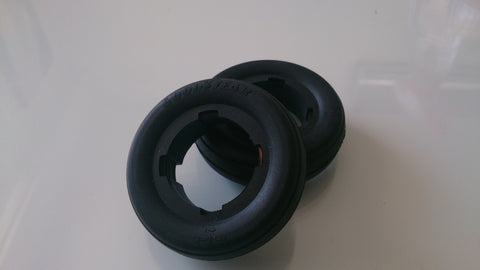 Rubber Replacement Tires for JTM 120-Size Retracts