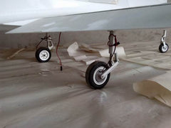 L-39 Landing Gear with Electric Brakes