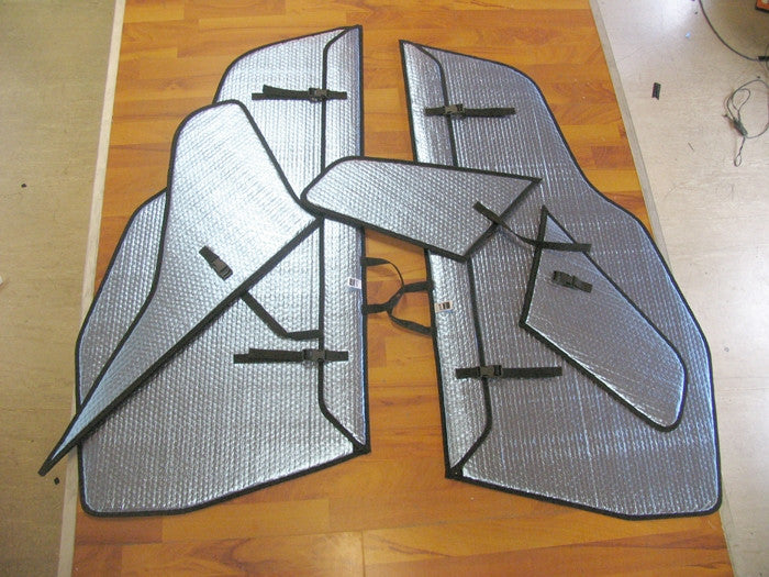 Wing Bags for C&C models Fiat G91
