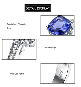 Stunning gemstone rings are available at iiCandee.com | Gorgeous diamond, sapphire, emerald, ruby rings and much more