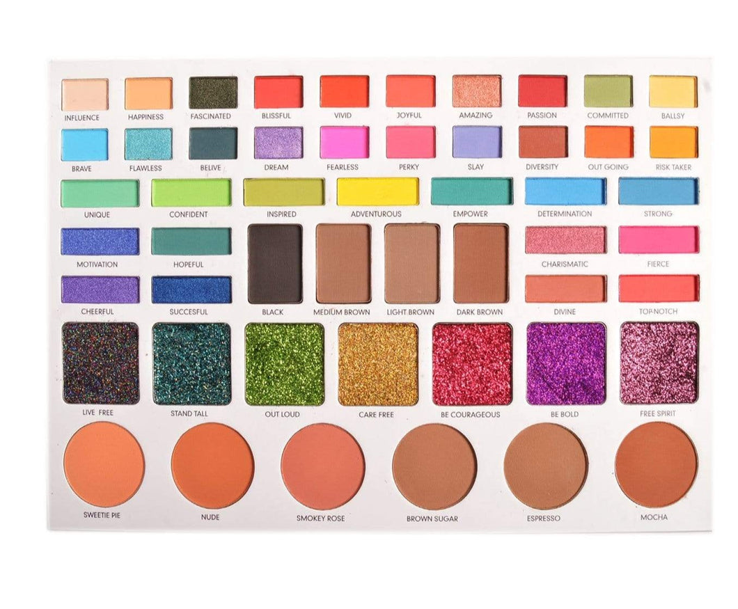 Prolux Live In Color Eyeshadow Palette