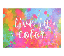 Load image into Gallery viewer, Prolux Live In Color Eyeshadow Palette-iicandee