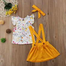 Load image into Gallery viewer,  Shop infant Toddler Baby Girl Summer Dresses Outfits • Sunflower Print Dress • Kids Girl Easter Dress • Wedding Flower Girl Dress • iiCandee.com