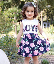 Load image into Gallery viewer, Online shopping for pink dresses for little girl, blush pink toddler dress, girls light pink dress, pink tulle dress girl, girls blush dress, light pink toddler dress, light pink dresses for juniors on sale at iicandee.com
