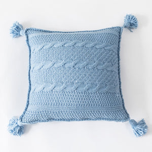 Knit Cushion Cover 45x45cm