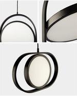 Nordic Simple Led Pendant Light