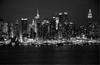 New York, noir